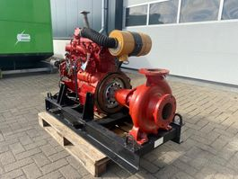 irrigation equipment Ford 4 cilinder Diesel 250 m3 / h 10 Bar Waterpomp Beregeningspomp