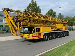 mobile tower crane Spierings SK 1265 AT6 2005