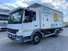 refrigerated truck Mercedes-Benz Atego 818 ISO -20°C 2006