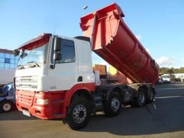 tipper truck DAF CF85 2008