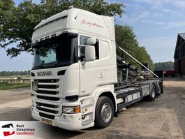 Container-LKW Scania R450 kabelsysteem EURO 6 2013