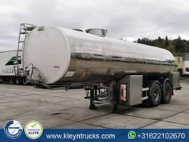 tank semi trailer semi trailer Magyar S33BTA1EP 25.000 l 2009