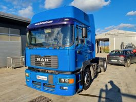 cab over engine MAN 19.414 4x2 tractor unit - manual ZF 2000