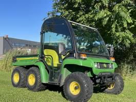 farm tractor John Deere John deere gator + cabine  6x4 2008