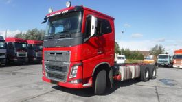 chassis cab truck Volvo FH 16 retarder 2016