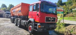 cab over engine MAN 26.403 6x4 tractor unit - tipp. hydr. 1996