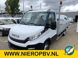 drop side lcv Iveco daily 35-140 open laadbak automaat airco 500km 2019