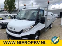 Pritschenwagen offen Iveco daily 35-140 open laadbak automaat airco 500km 2019