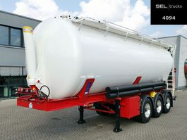 feed semi trailer Kässbohrer SSK 40/3 - 40m3 / Liftachse / Kippsilo /NEW