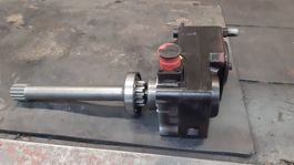 Tipper hydraulics truck part ZF ZF  PTO  NH 4 C