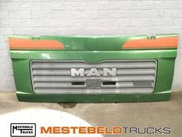 Cab part truck part MAN rille smal 2004