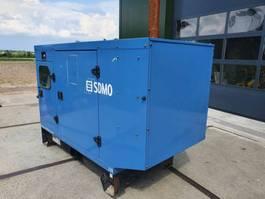 generator SDMO generator j88k noodstroom 2012