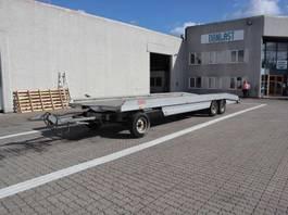 chassis semi trailer Med ramper 2004