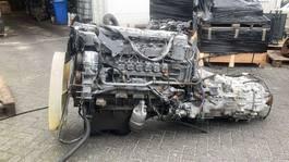 Engine truck part DAF CF 75 PE 228C EURO 3 2004