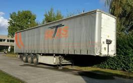 sliding curtain semi trailer Fruehauf Schuifzeil