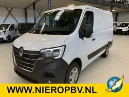 closed lcv Renault 2.3DCI Airco Navi Trekhaak Cruisecontrol Nieuw 2021