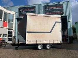 tilt car trailer Van Weel VW 2700 VV 1991