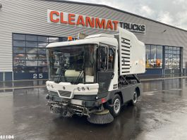 Road sweeper truck Ravo 530 CD 2012