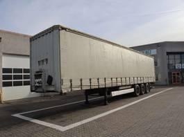 sliding curtain semi trailer Krone 34 pl. 2006