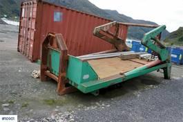 Other truck part Joab HL18U Lift dump flake for hook lift .