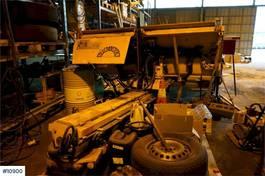 other equipment part Sprider M-25 2007