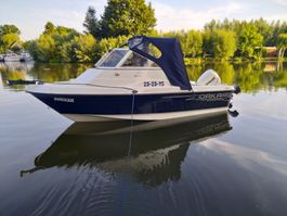 sport boat Orka 500 500 2012