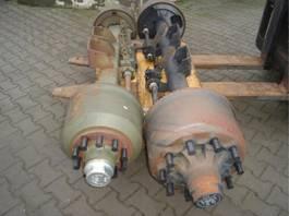 Axle truck part BPW BPW/ TROMMEL/ROND/VIERKANT