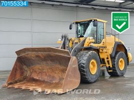 wheel loader Volvo 180 H NICE AND CLEAN MACHINE - WEIGHT SYSTEM 2014