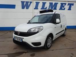 refrigerated van Fiat CARGO 1.3 MJT 90 PACK PRO 2016