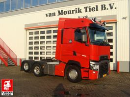 cab over engine Renault T HIGH 520 6x2 MAXISPACE