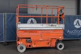 scissor lift wheeld JLG schaarlift 2646 2008