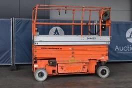 scissor lift wheeld JLG schaarlift 2646ES 2008