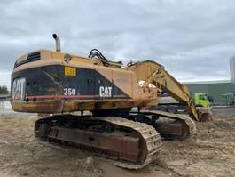 crawler excavator Caterpillar 350L 1994