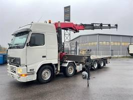 crane truck Volvo FH 420 + Palfinger PK52000 nosturi. Katsastettu ka 1996