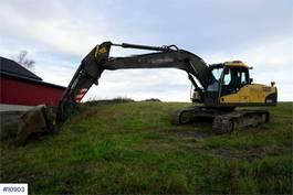 crawler excavator Volvo EC210CL w / rotor tilt & 3 buckets 2008