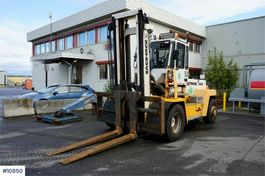 forklift Svetruck 15 120-35 Truck with good tires and central grease 2002