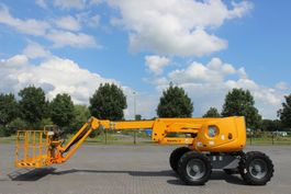 articulated boom lift wheeled Haulotte HA 18 PX NT / 17.2 M / 4X4 / GOOD CONDITION 2005
