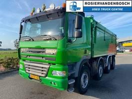 tipper truck Ginaf X 4241 2 8X4 KIPPER EURO 5 TOP!! 2009