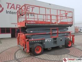 scissor lift wheeld Skyjack SJ9250 DIESEL 4X4 SCISSOR WORK LIFT 1720CM 2015