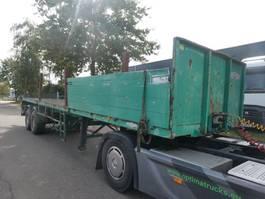 drop side semi trailer LAG 0-2-32-KHSL 1988