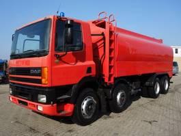 tank truck DAF DAF85ATI  360PK 8X4 20000 L  ALUTANK 1995