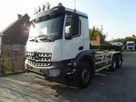 container truck Mercedes-Benz Arocs 3343 2017