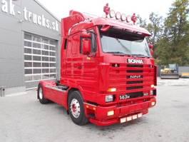 cab over engine Scania R143 143 V8 420 1992