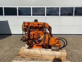industrial engine Mitsubishi S3E-2 25 PK Marine Diesel Motor met keerkoppeling