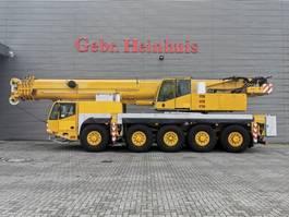 all terrain cranes Demag AC 100 10x8 - 2 x Winch - 2 x Jip - 3 x Hookblock! 2004