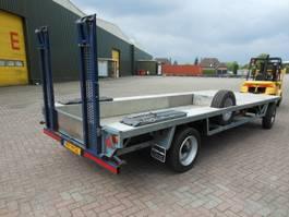 lowloader trailer Veldhuizen Dieplader Aanhangwagen Open - Machinetransporter, WX-14-GL 1999
