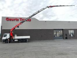 tipper truck Mercedes-Benz Arocs 2540 6X2 + 3 ZIJDIGE KIPPER/TIPPER + FASSI 545RA.2.26 + JIB L426 KRAAN/KRAN/CRANE/GRUA 2020