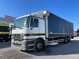 tilt truck Mercedes-Benz Actros 1831 / 2531 2002
