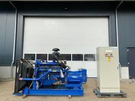 generator Iveco 8210 Mecc Alte Spa 300 kVA generatorset ex emergency