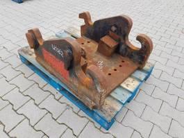 quickcoupler equipment part Overige Gebruikte kopplaat CW45 Smal 2010